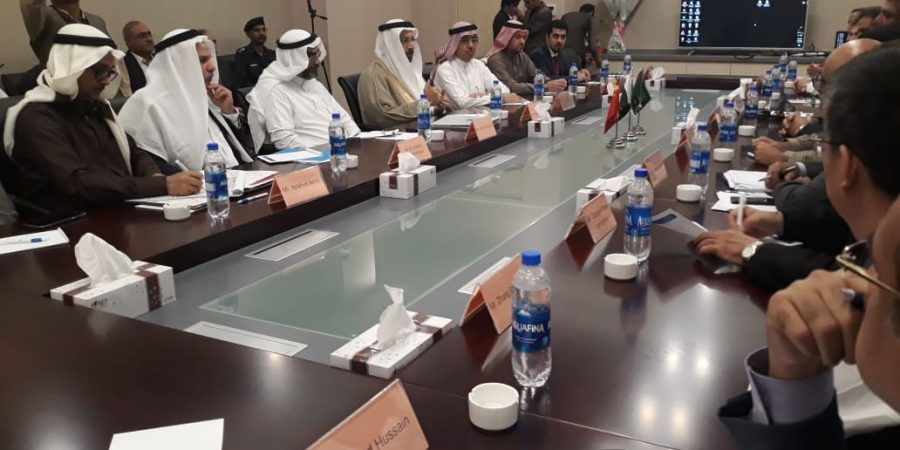Saudi Minister visits Gwadar to inspect refinery site