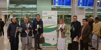 Saudi commercial Attaché sees off Pak business delegation to Jeddah