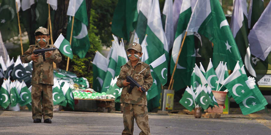 Pakistan is most patriotic nation in Asia: report