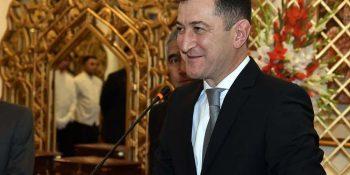 Tajikistan envoy pays farewell call on FM Qureshi