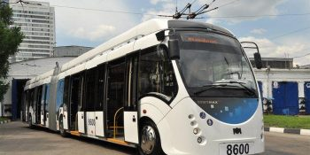 Belarusian company ready to jointly produce electric buses in Azerbaijan