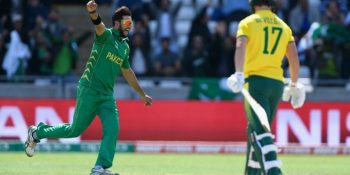 Pakistan beat South Africa by 8 wickets
