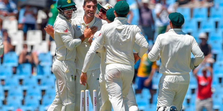 South Africa beat Pakistan by 9 wickets to clinch Test series