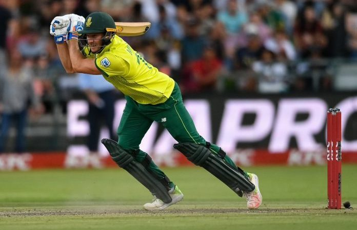 South Africa score 188 as Miller finishes strong