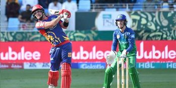 PSL 2019 - Karachi Kings set 184-run target for Multan Sultans