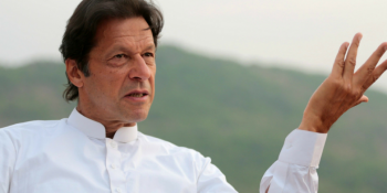 Imran Khan's message to Pakistan army against 'Indian aggression'