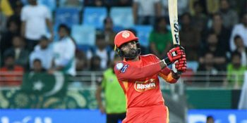 Islamabad United prevail over Lahore Qalanders in PSL-4 opener