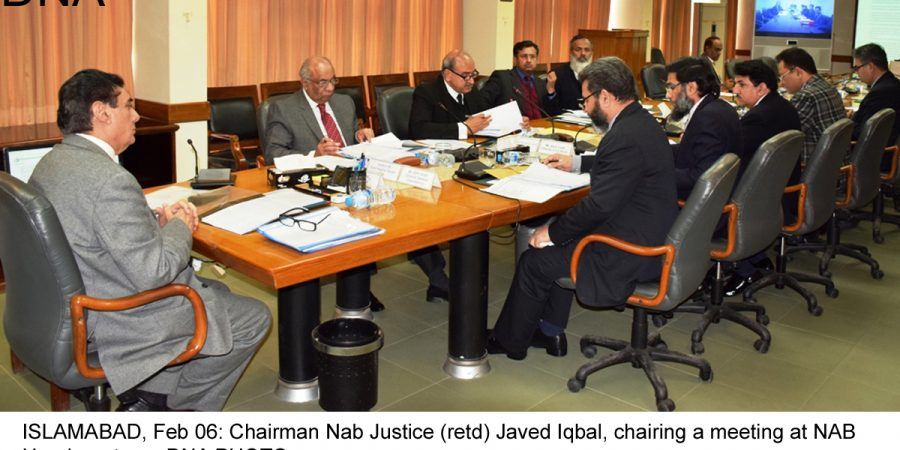 NAB board approves filing of references against big-wigs