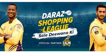 Daraz and Peshawar Zalmi announce exclusive partnership