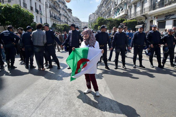 Algeria's government ready for dialogue with opposition: Deputy PM