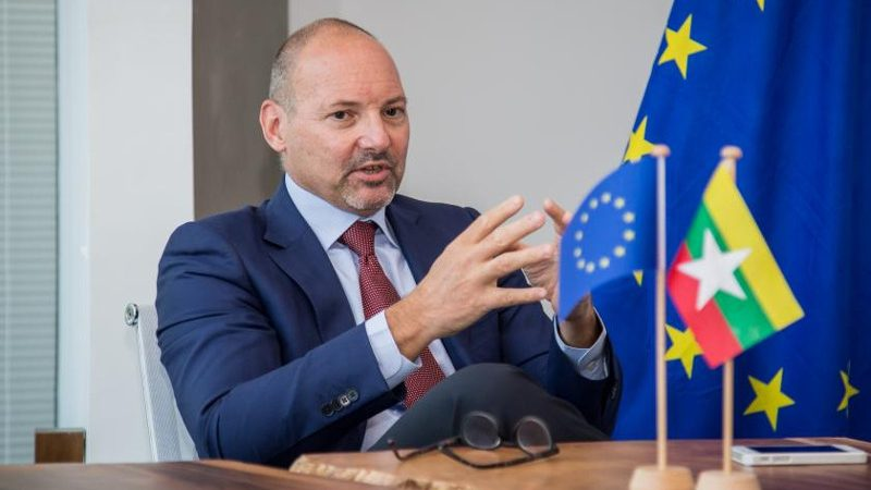 European Union's Special Envoy for Afghanistan meets Tehmina Janjua