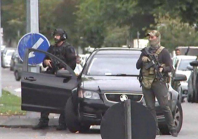40 dead in New Zealand mosque 'terror attack'