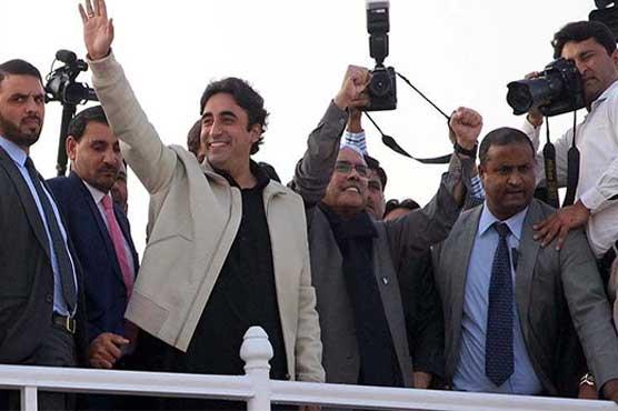 Zardari, Bilawal to appear before NAB in Park Lane probe today