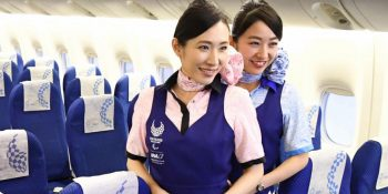 Asian airlines named the cleanest in the world