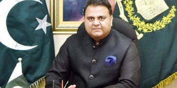 Maintaining peace in the region govt's first priority: Fawad Ch