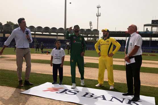 Pakistan set 285-run target for Australia in 2nd ODI