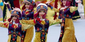 Nowruz festival provides a real feast to people of Islamabad