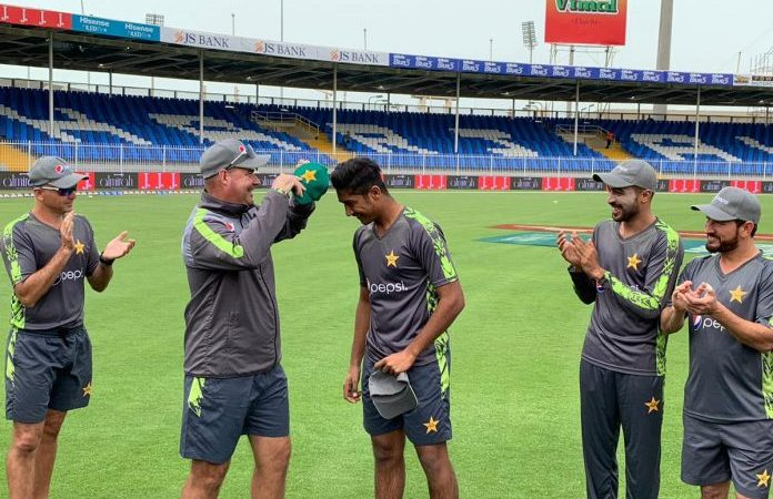 Hasnain debutes as Pakistan bat first in the second ODI