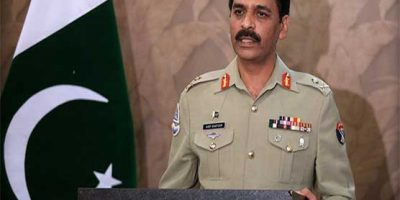 JF-17 targeted Indian aircraft, says DG ISPR