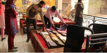 Dying Crafts exhibition concludes at Lok Virsa