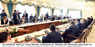 Pakistan, Malaysia agree to cooperate in diversified fields
