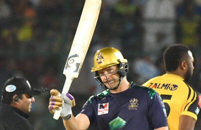 Quetta Gladiators make it to the final with Watson's heroics