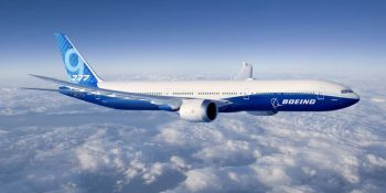 The world's longest passenger plane is here -- the Boeing 777X