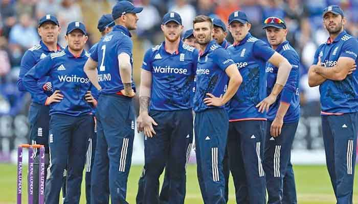 England name squad for series against Pakistan, Cricket
