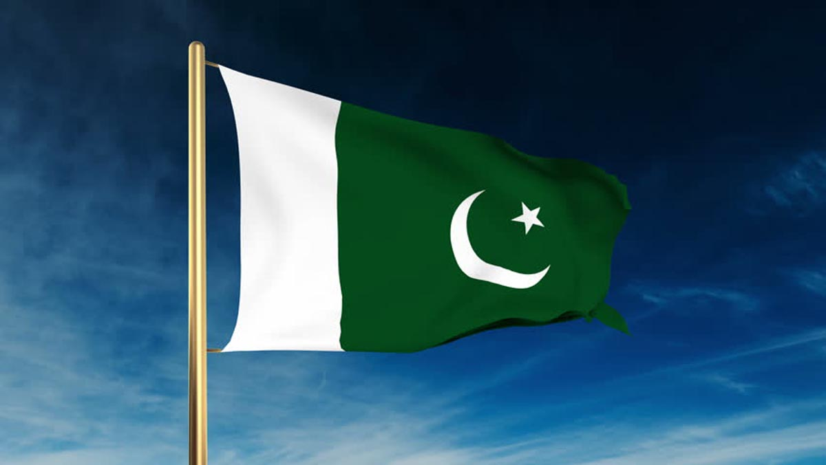 Indian Animated Flag Waving: Pakistan Deplores India's Unilateral Suspension Of Cross