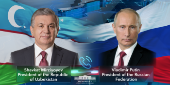 presidents-of-uzbekistan-and-russia-talk-on-the-phone