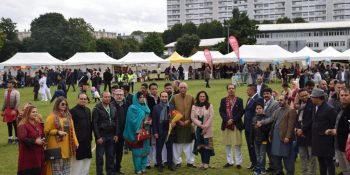 Pic Third edition of Grand Pakistan Festival held in near Paris