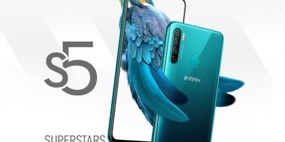 Infinix S5 got official coming soon