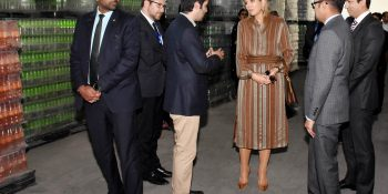 Islamabad: November 25, 2019:  Queen Máxima of the Netherlands visits Islamabad in her capacity of as UN Secretary General's Special Advocate for inclusive finance in development. She met development partners in Islamabad to discuss the progress of inclusive finance for development made by Pakistan.