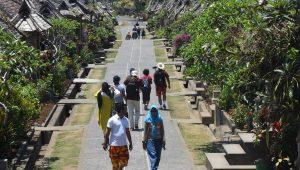 Penglipuran village Balii
