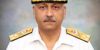 Vice Chief of Naval Staff, Vice Admiral M Fayyaz Gilani HI(M)